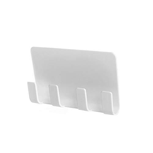 N / E Soporte de pared para teléfono móvil, soporte de carga, soporte para estante universal para teléfono móvil y tablet