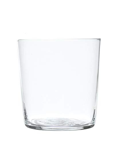 Excelsa New York Set Bicchieri Acqua 370 ml, Vetro, Trasparente