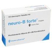 NEURO B forte biomo Neu überzogene Tabletten 100 St