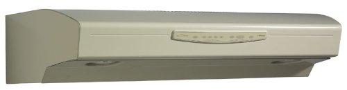 Broan QS330AA QS3 Series 30-Inch Range Hood, Almond -