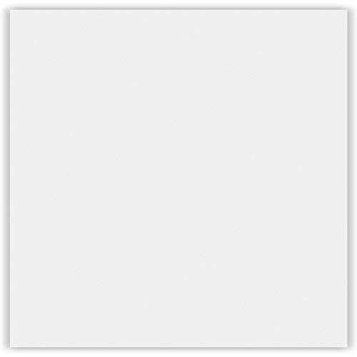 10 PVC Platten | Rasterdecke | foliert | wasserfest | 62x62cm | Hexim | YDB007