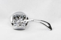 Arista–Spiegel Chrome Skull (Paar)