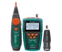 Proskit LCD-meetinstrument, lengte kabel, locator per toon