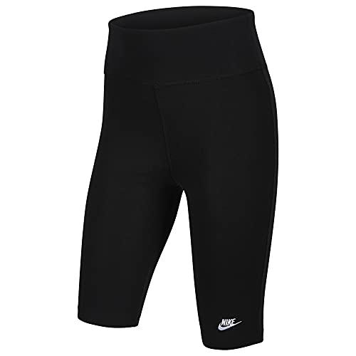 Nike Bike 9 In Shorts Black/White L