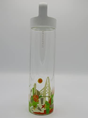 Starbucks You está aquí Collection botella de agua–Dallas, 18.5FL OZ