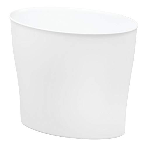 iDesign InterDesign Wastebasket Trash Bathroom, Bedroom or Office –...