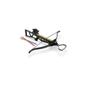 Mk-180 Crossbow + 4x20 Scope + Arrows Cross Bow
