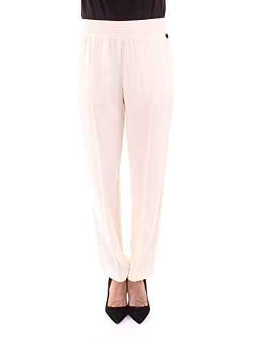 Twin Set T2292 Pantaloni Donna Panna 44