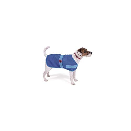 Petface Cooling Cool Summer Dog Coat, 40 cm