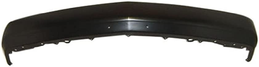 OE Replacement Chevrolet/GMC Front Bumper Face Bar (Partslink Number GM1002168)