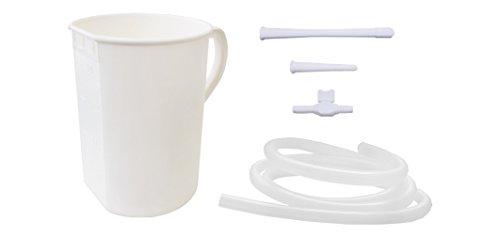 Pflegehome24® Irrigator 2 Liter Set Darmreinigung Klistier Einlauf