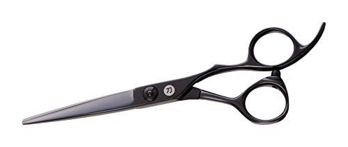 Saki Katana - tijeras de peluqueria profesional japonesas para cortar, entresacar, degrafilar el cabello/pelo, Has-275, 15.24 cm