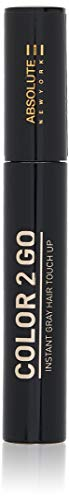 ABSOLUTE Color 2 Go Hair Mascara - Black (並行輸入品)
