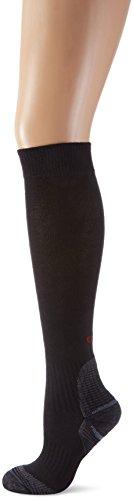 Calze GM Sport Alpine Pro Mixte Adulte, Noir, FR : Chaussettes : 39-42 (Taille Fabricant : 38-40)