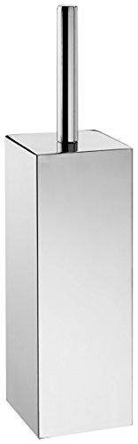 Gedy 44331300200 Escobillero WC de suelo, brillo