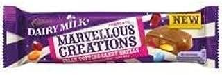 Cadbury Dairy Milk Marvellous Creations Jelly Popping Candy Shells 12x47g
