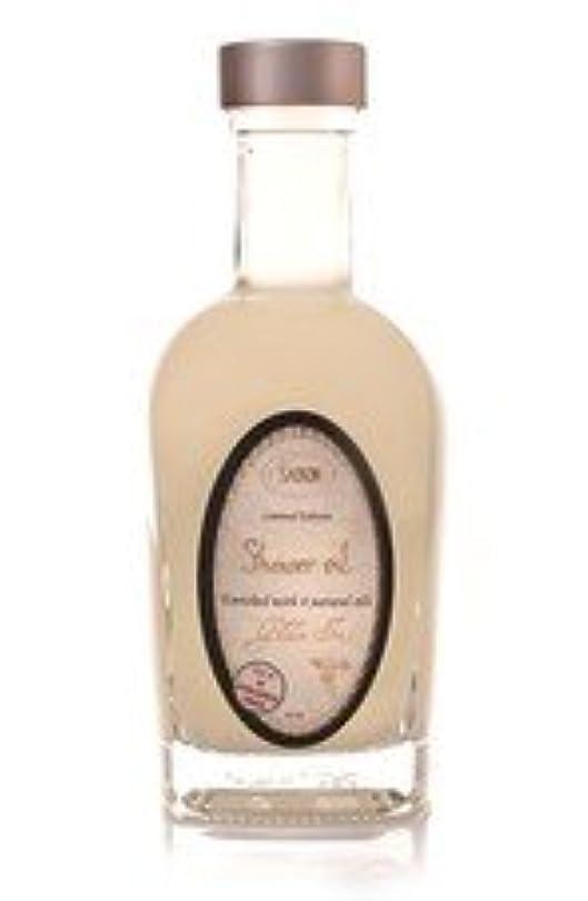 申し込む服を着る素人SABON Shower Oil サボン シャワーオイル 250ml 【Golden Iris ゴールデン アイリス】 イスラエル発 並行輸入品 海外直送