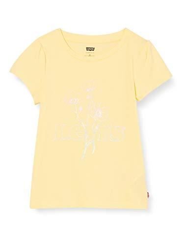 Levi's Kids LVG SS BABY TEE C717 Camiseta Golden Haze para Niñas
