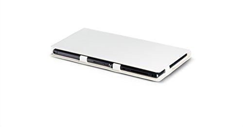 Sony Style Stand Schutzhülle für Xperia T2 Ultra weiß