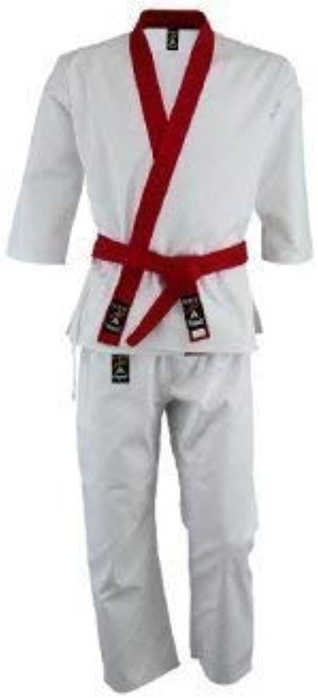 Zapfen Soo Do Roter Trimm Uniform 9oz B0190VPKCC    Saisonale Förderung 9295f1