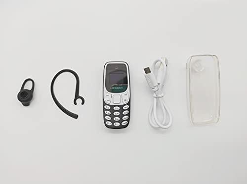 Mini móvil telefono BM10 (Negro Blanco)