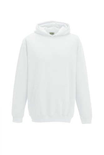 All we do is - Kinder Kapuzensweatshirt Hoodie Sweatshirt, weiß, Gr.152