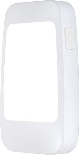 GE 4-in-1 Power Failure LED Night Light, Dusk-to-Dawn Sensor, Foldable...