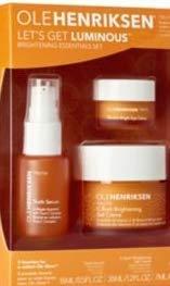 Ole Henriksen Let's Get Luminous Brightening Vitamin C Essentials Set
