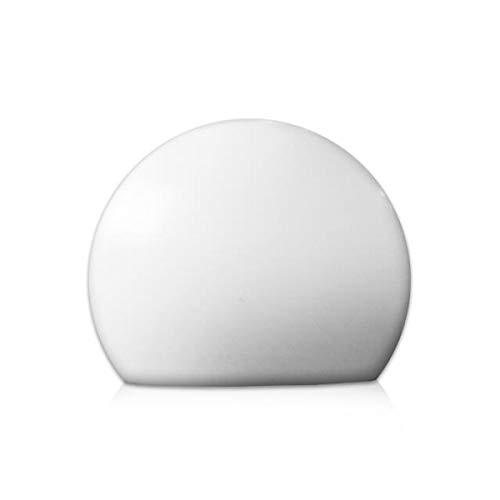 Light Prestige GAJA Lampa ogrodowa 350/S, acrylique, E27, 60 W, Blanc, 35 x 35 x 28 cm