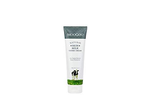 MooGoo Natürliche Hautmilch-Euter-Creme 120g