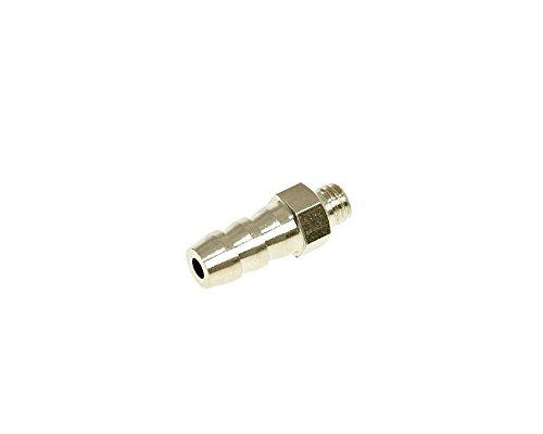 Unterdruckanschluss M5 für 6mm Schlauch