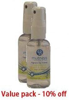 Dog perfume pet perfume Mutneys PURE & SENSUAL FRAGRANCE SPRAY 50ML Value pack of 2 pcs