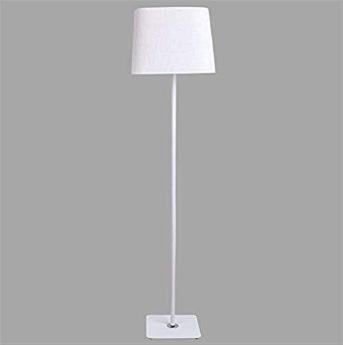 YHtech Lámparas de pie, Led creativo 5W luz caliente de la sala de estar dormitorio Cama de tela de tela Lámpara de pie, Eye-El cuidado de luz vertical