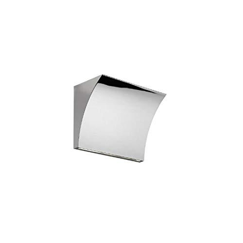 Flos – Applique murale Flos Pochette Up/Down LED – Chrome poli