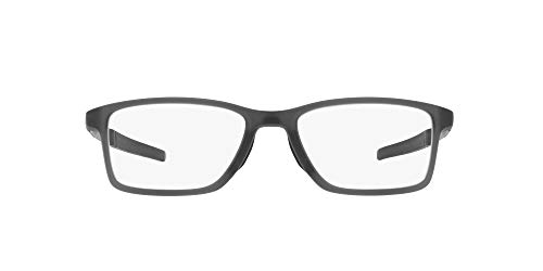 Oakley Gauge 7.1 Occhiali da lettura, Grau, 52 Uomo