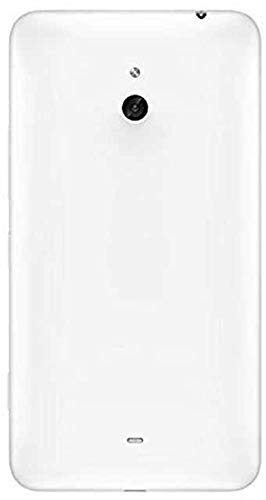 Technify Battery Back Door Glass Panel Cover for Nokia Lumia 1320 White