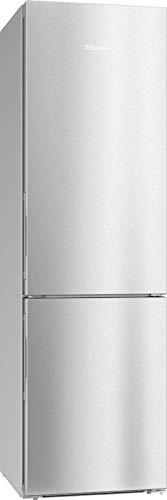Miele KFN 29483 Kühl-Gefrier-Kombination / Energieeffizienz A+++ / 201 cm Höhe / 186 kWh / 101 Liter Gefrierteil / Professionelle Lagerung-noch längere Frische mit Perfectfresh Pro