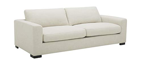 Amazon Brand - Stone & Beam Westview Extra-Deep Down-Filled Sofa Couch, 89