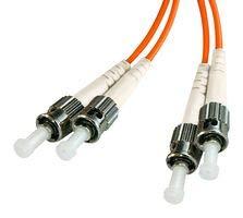 BELBEL STST-6DTP050-Fiber Branded goods Optic Cable to Elegant Duplex ST M