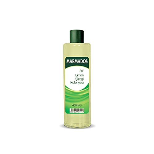 Senso Kozmetik Marmara marmados zitronen duftwasser limon kolonya 400 ml aftershave herren eau de cologne