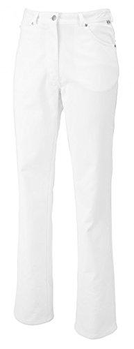 BP damesjeans 1732 687 werkbroek stretch jeans verschillende uitvoeringen maat: 29/34, wit