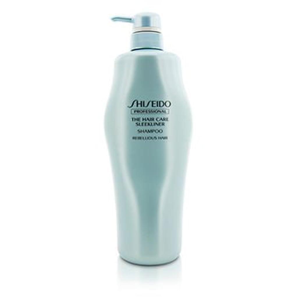 始まり黒くするクラッシュ[Shiseido] The Hair Care Sleekliner Shampoo (Rebellious Hair) 1000ml/33.8oz