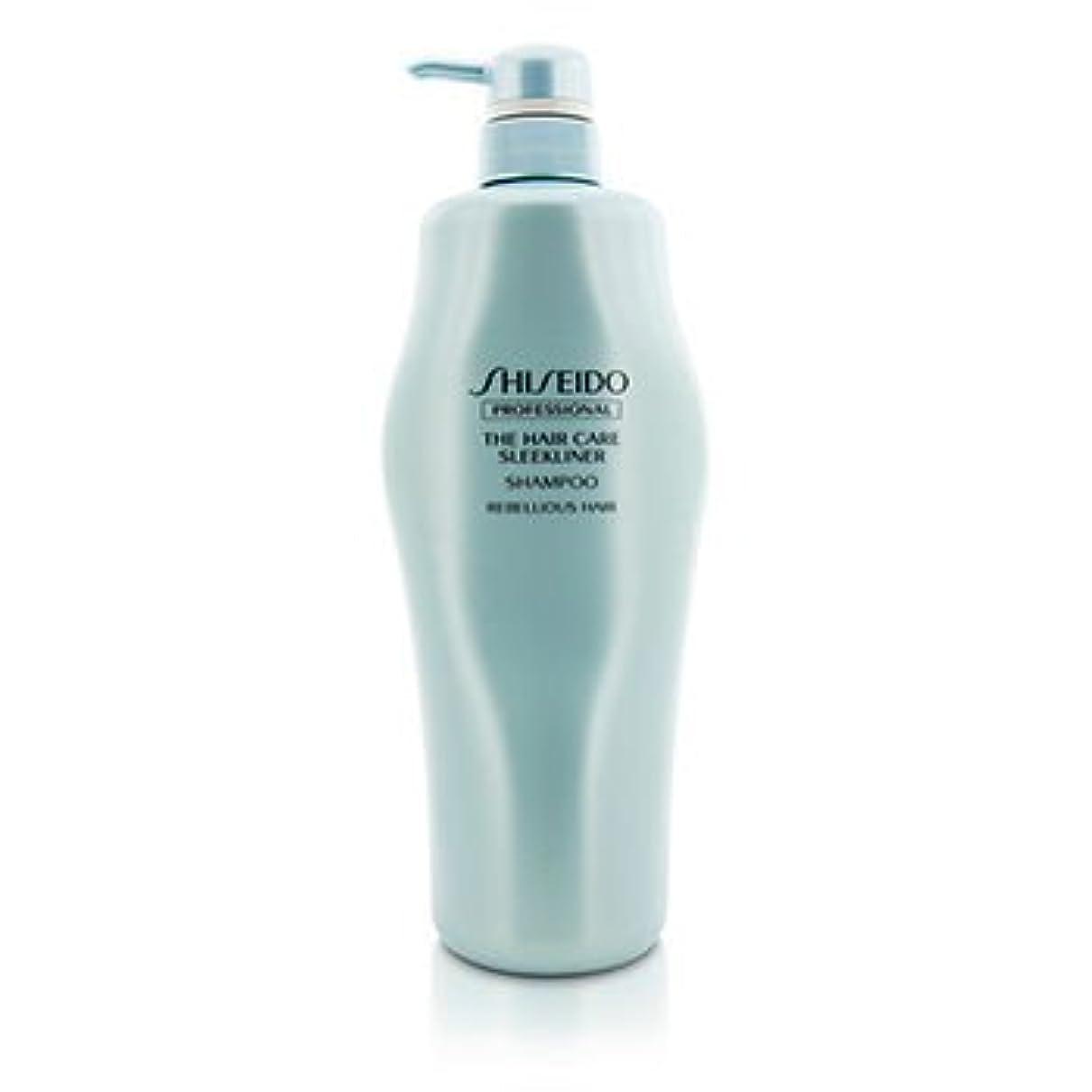 記者権威一人で[Shiseido] The Hair Care Sleekliner Shampoo (Rebellious Hair) 1000ml/33.8oz
