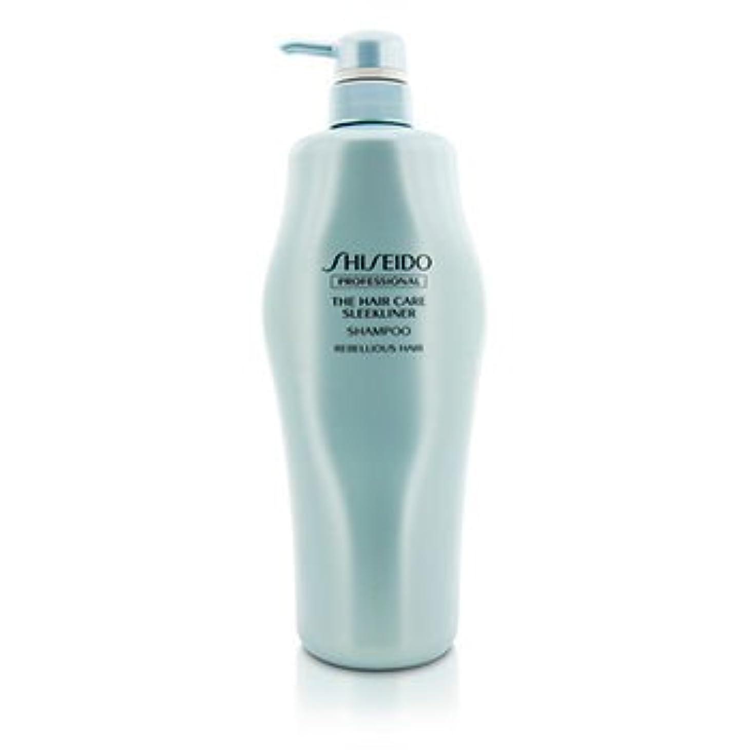 さようなら収まるアンビエント[Shiseido] The Hair Care Sleekliner Shampoo (Rebellious Hair) 1000ml/33.8oz