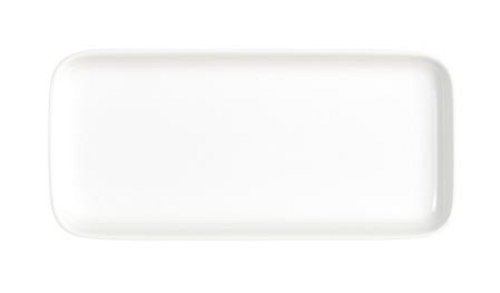 Kahla 207745A90020C Tablett rechteckig 20 x 9 cm Abra Cadabra, weiß
