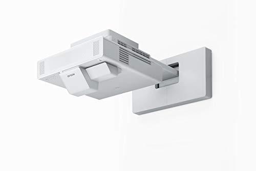 Epson EB-1480Fi Proiettore 3LCD 5000 lumen (bianco) - 5000 lumen (colore) - Full HD (1920 x 1080) - 16:9 - 1080p - Obiettivo a ottica ultra corta - IEEE 802.11a b g n ac Wireless   LAN   Miraca