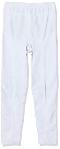 Odlo Evolution Warm Lo Pantalon pour Femme L White - odlo Silver Grey