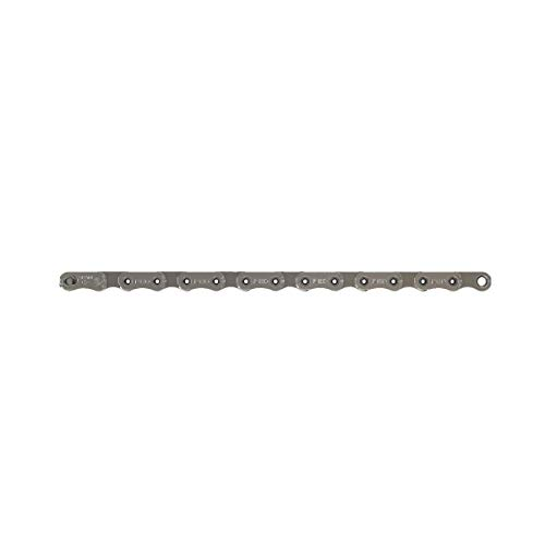 SRAM Chain D1 114links W/Powerlock 12 Speed Cadenas, Unisex Adulto, Plata