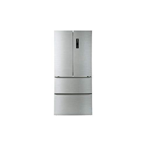 CANDY Frigorifero 4 Porte CMDN182EU Total No Frost Classe A++ Capacità Netta 412 Litri Colore Inox