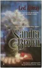 Led Astray by Sandra Brown(March 1, 1993) Mass Market Paperback